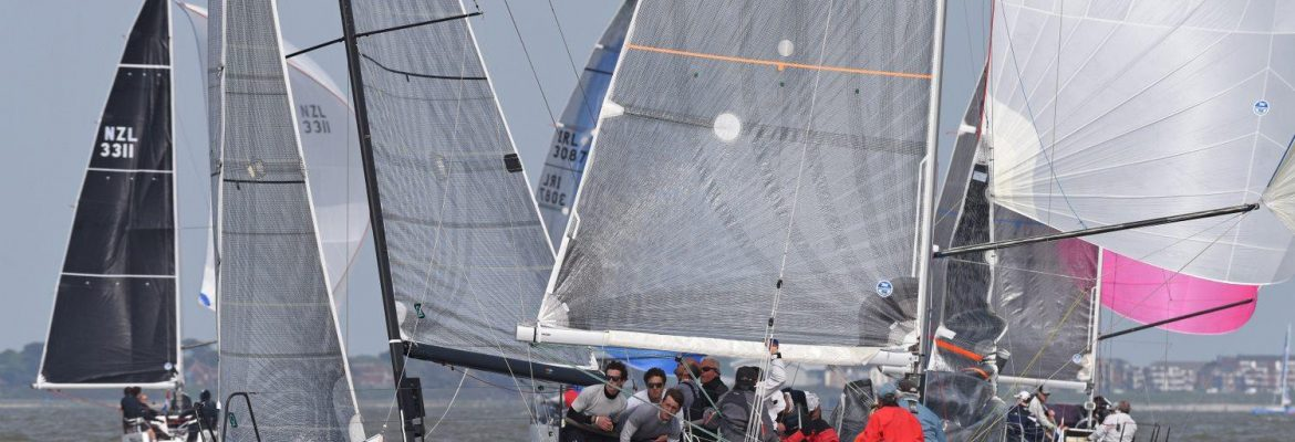 HP30 Class – Vice Admiral's Cup Review