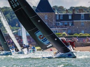 HP30 Class Grows at Lendy Cowes Week 2018